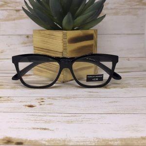 Marilyn Monroe Reading Glasses  +2.50 Readers